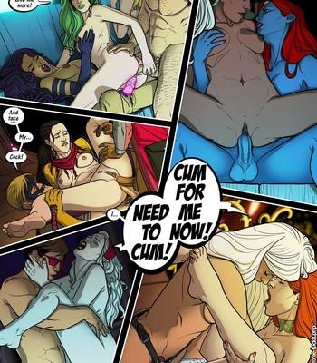 X-Men – Bacchanalia comic porn sex 014