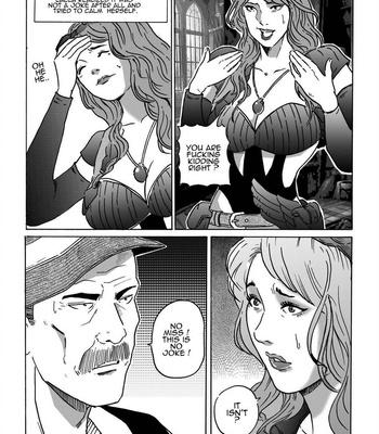 Carnal Fables – A Clockwork Myth comic porn sex 002