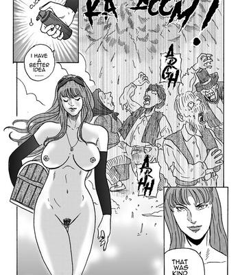 Carnal Fables – A Clockwork Myth comic porn sex 040