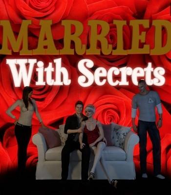 Porn Comics - Married With Secrets Sex Comic