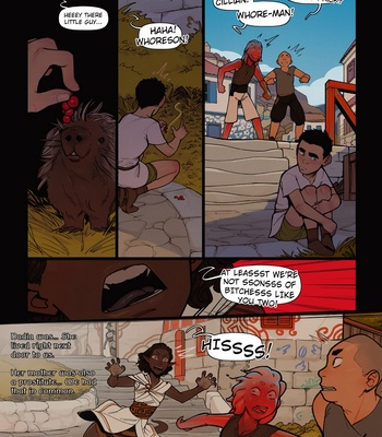 Alfie 14 comic porn sex 002