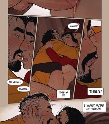 Alfie 14 comic porn sex 021