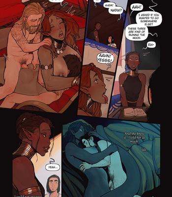 Alfie 14 comic porn sex 029