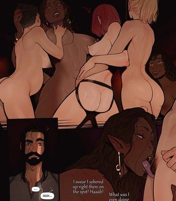 Alfie 14 comic porn sex 036