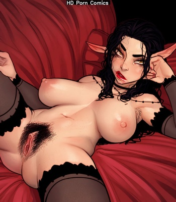 Alfie 14 comic porn sex 064