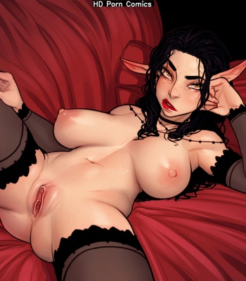 Alfie 14 comic porn sex 068