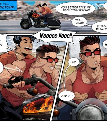 Percy And Ares comic porn sex 003