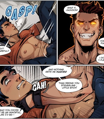 Percy And Ares comic porn sex 013