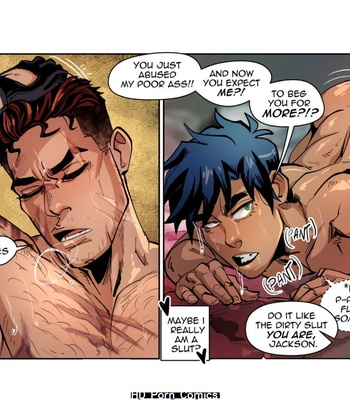 Percy And Ares comic porn sex 019