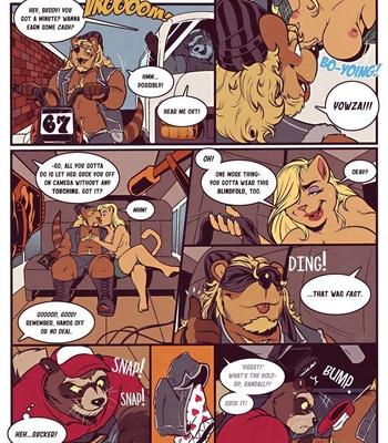 Porn Comics - Aesop's Travels 1 – Bait-Bus Bonanza!