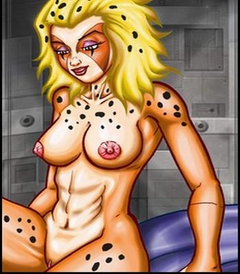 Porn Comics - Thundercats Sex Comic