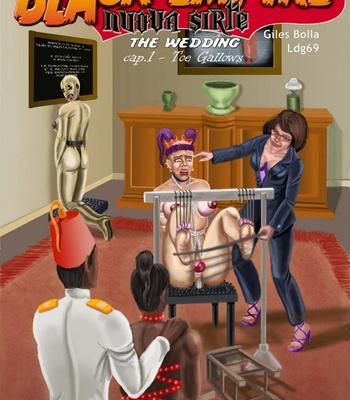 Porn Comics - Black Empire New Sirte – The Wedding 1