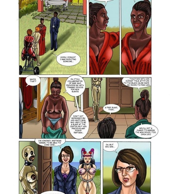 Black Empire New Sirte – The Wedding 1 comic porn sex 007