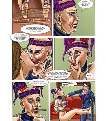 Black Empire New Sirte – The Wedding 1 comic porn sex 010