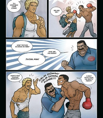 Boxing Julian comic porn sex 010