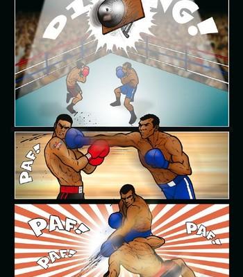 Boxing Julian comic porn sex 018