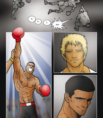 Boxing Julian comic porn sex 020