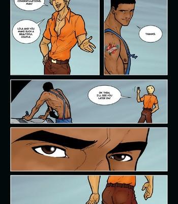 Boxing Julian comic porn sex 040
