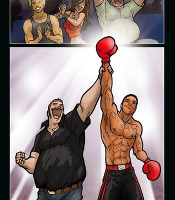 Boxing Julian comic porn sex 044