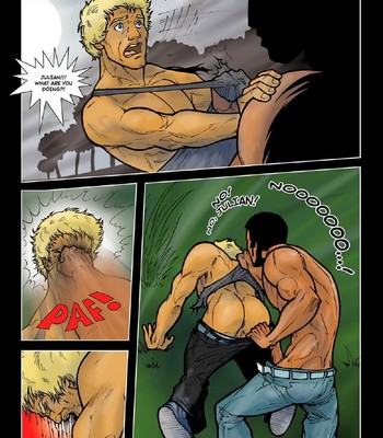 Boxing Julian comic porn sex 047