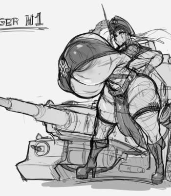 Tank Waifu Project comic porn sex 003