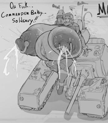 Tank Waifu Project comic porn sex 010