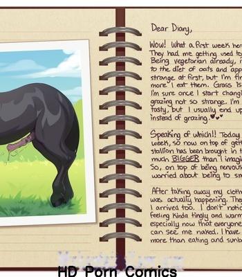 Porn Comics - Dear Diary Bryce