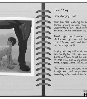Dear Diary Bryce comic porn sex 002