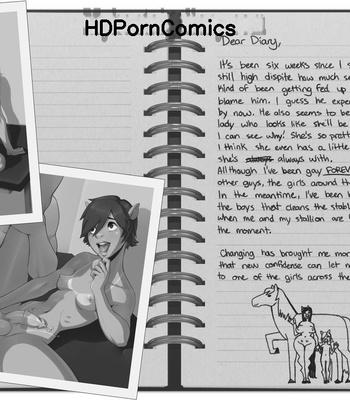 Dear Diary Bryce comic porn sex 007