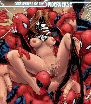 Porn Comics - Spidercest 13 – Corruptress Of The Spiderverse