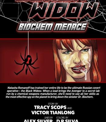 Biochem Menace comic porn sex 002