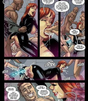 Biochem Menace comic porn sex 005