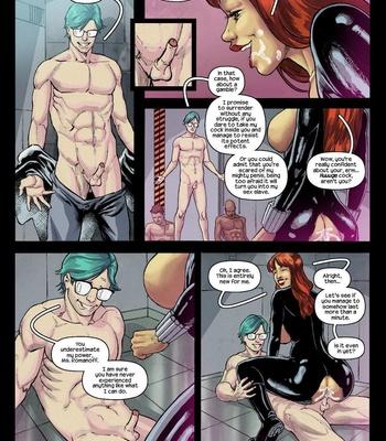 Biochem Menace comic porn sex 008