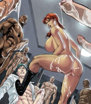 Biochem Menace comic porn sex 012