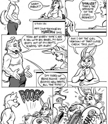 Porn Comics - Curses