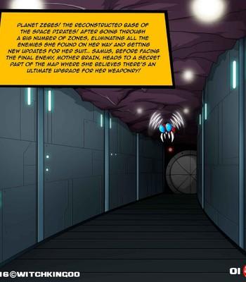 Super Metroid Super Space Super Special Sex Comic sex 002
