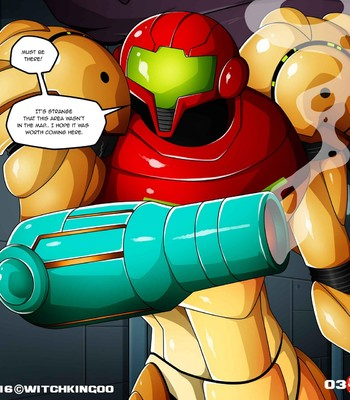 Super Metroid Super Space Super Special Sex Comic sex 004