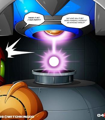 Super Metroid Super Space Super Special Sex Comic sex 005