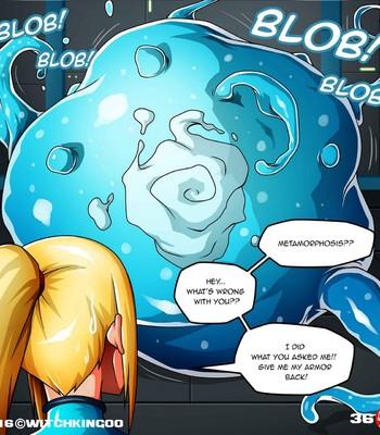 Super Metroid Super Space Super Special Sex Comic sex 037