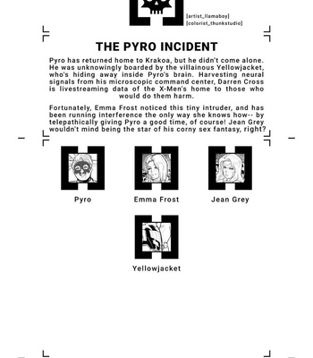 House Of XXX – The Pyro Incident comic porn sex 002