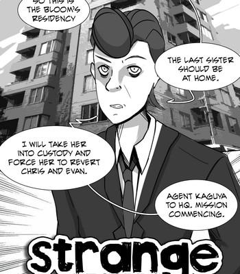 Porn Comics - Strange Records 3 – The Third Record