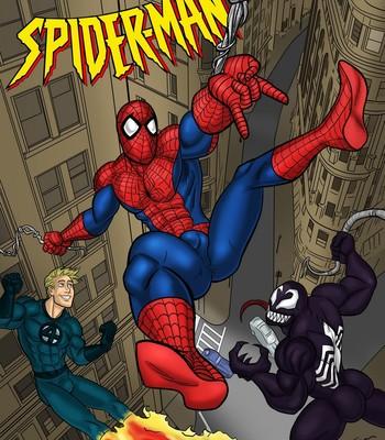 Porn Comics - Spider-Man Sex Comic