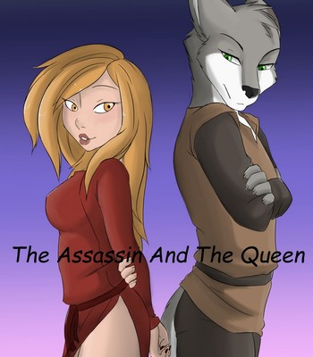 Porn Comics - The Assassin And The Queen