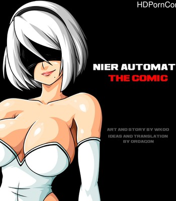 Porn Comics - Nier Automata – The Comic