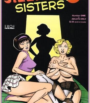 Porn Comics - Sizzlin' Sisters 1