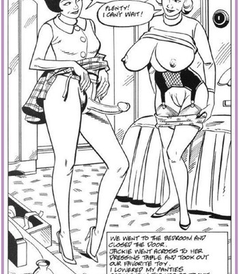 Sizzlin' Sisters 1 comic porn sex 006