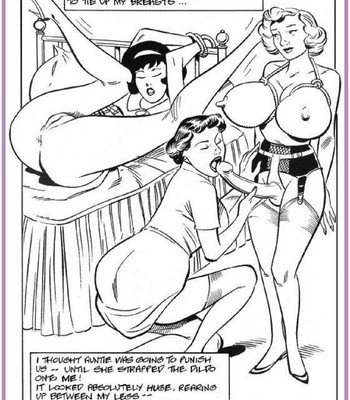 Sizzlin' Sisters 1 comic porn sex 016