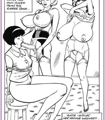 Sizzlin' Sisters 1 comic porn sex 020