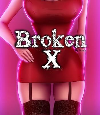 Porn Comics - Broken X 1
