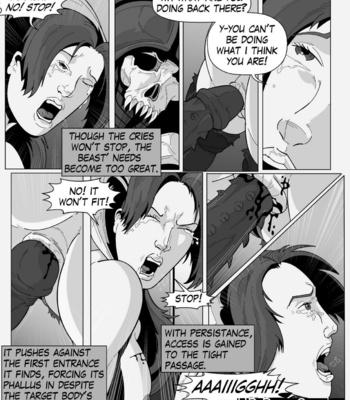 Dark Waters comic porn sex 008